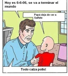 El Papá Chiflado 9